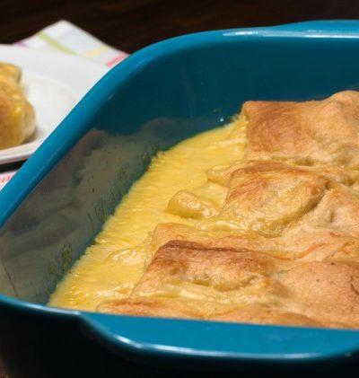 Cheesy Chicken Crescent Roll Recipe