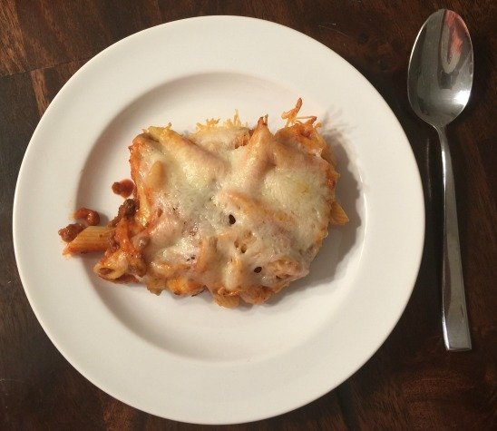 Baked Penne Rigate