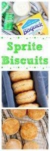 Sprite Biscuits
