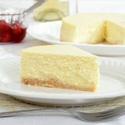 New York Style Cheesecake