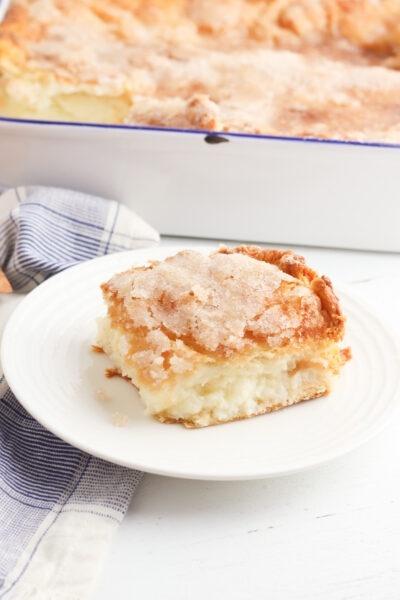Easy Sopapilla Cheesecake