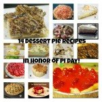 3.14 Pie Recipes to Celebrate Pi Day!