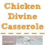 Chicken Divine Casserole