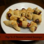 Pigs in a Blanket Cocktail Sausages Recipe