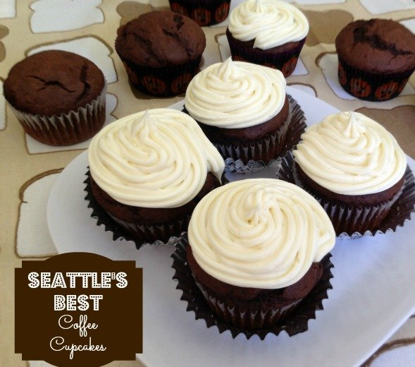 Seattle's Best Coffee Cupcakes
