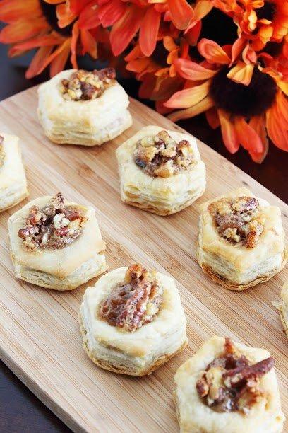 Pecan Puff Pastry 2