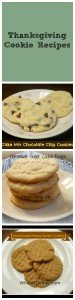 Thanksgiving Cookie Recipes