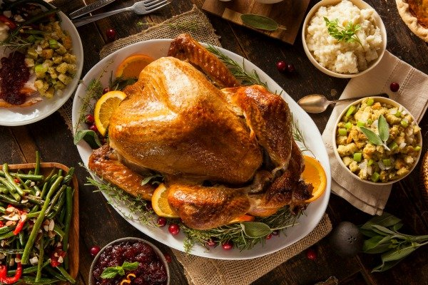 Thanksgiving Dinner Meal Preparation and Tips