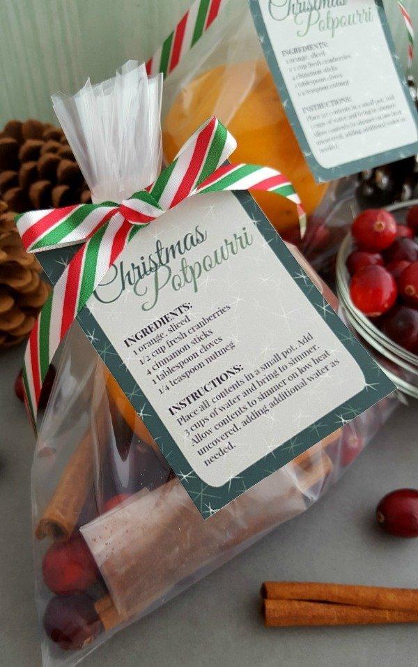 Christmas Potpourri Recipe