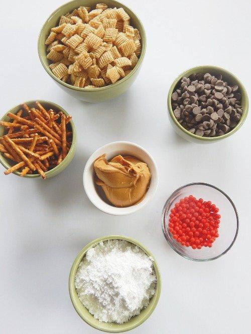 Christmas Snack Mix
