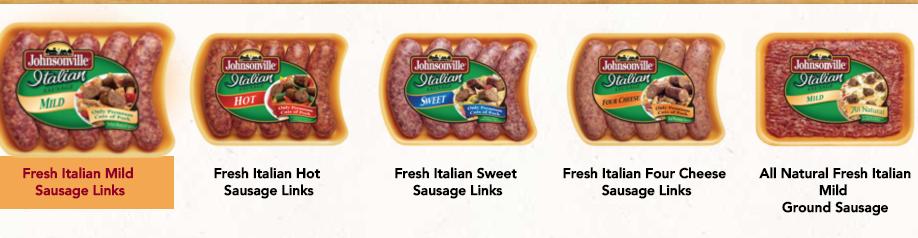 Johnsonville Italian Sausage