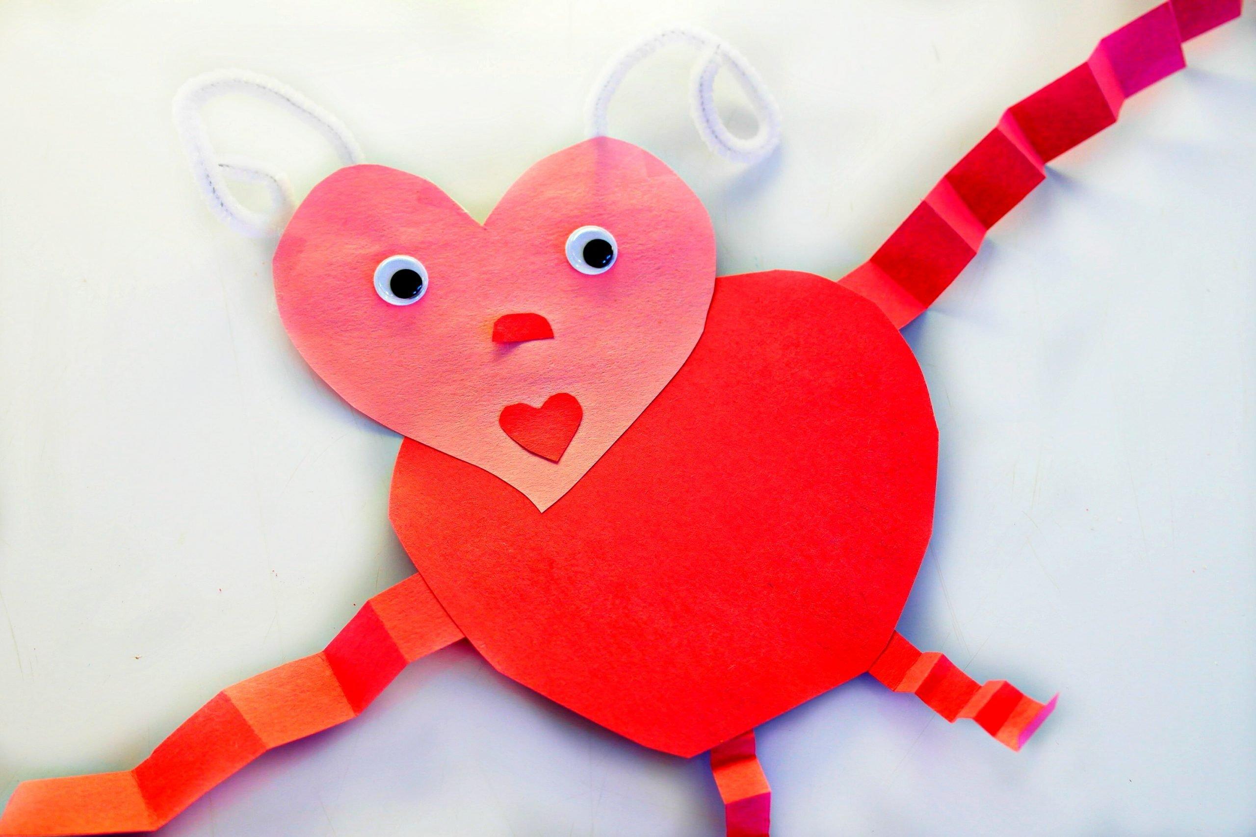 Love Bug Hug Craft Project