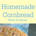 Homemade Cornbread