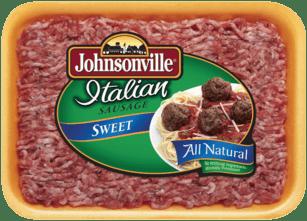 Johnsonville Sweet Italian Sausage