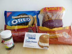 Oreo Acorns Ingredients