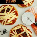 Mini Mummy Pizzas