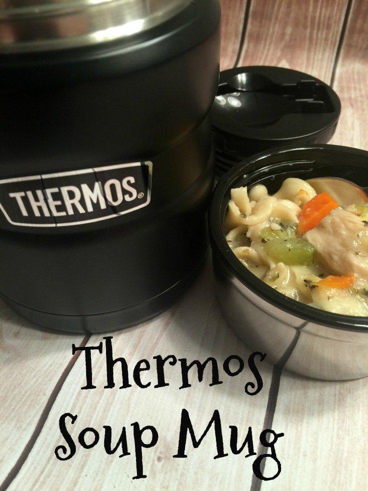 Thermos Soup Mug