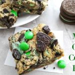 Mint Oreo Cookie Bars