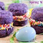 Spring Whoopie Pies