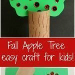 Apple Tree Kids Craft Project