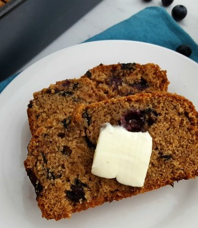 Blueberry Breakfast Bread
