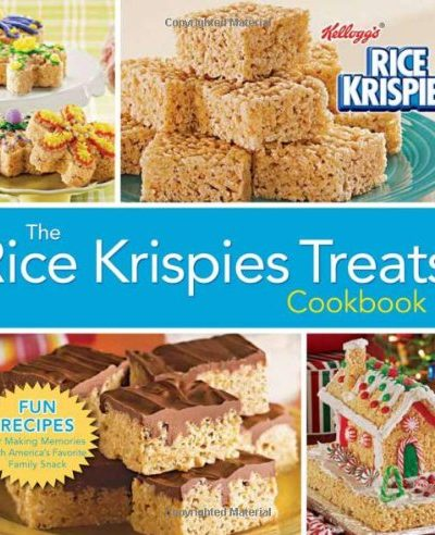 Rice Krispies Pops with Easter Sprinkles