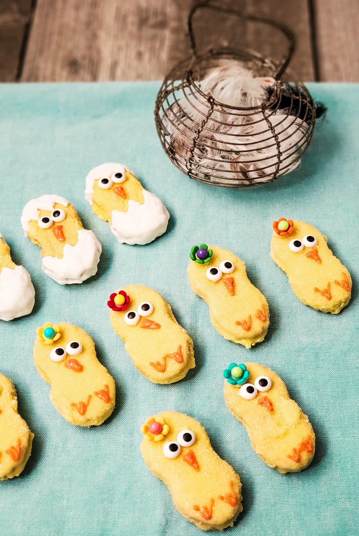 Barnyard Chick Nutters