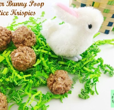 Easter Bunny Poop Rice Krispies