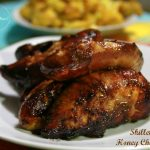 Skillet Honey Chicken