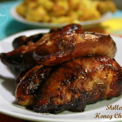 Skillet Honey Chicken