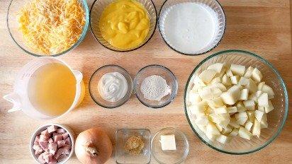 Instant Loaded Baked Potato Soup Recipe
