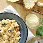 Instant Pot Creamy Italian Chicken Pasta Casserole