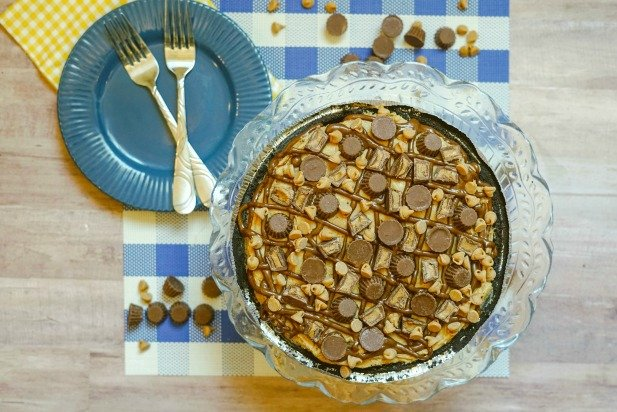 Reeses Peanut Butter Pie