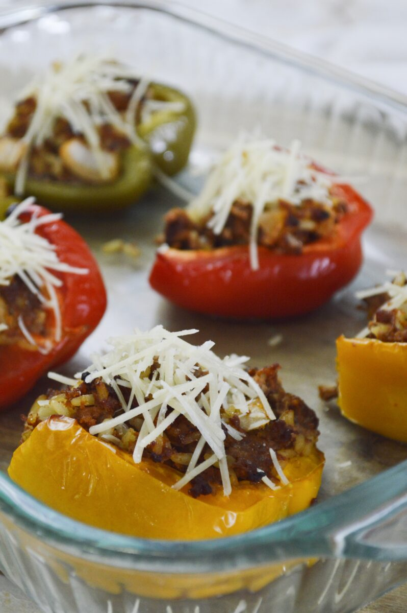 Weight Watchers Stuffed Peppers