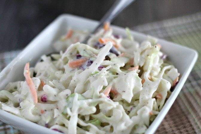 Copycat Cracker Barrel Cole Slaw