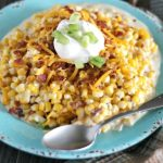 Loaded Cream Cheese Corn