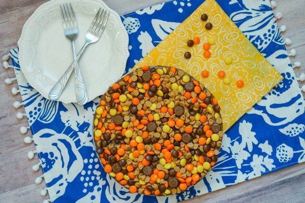 Reese's Pieces Pie