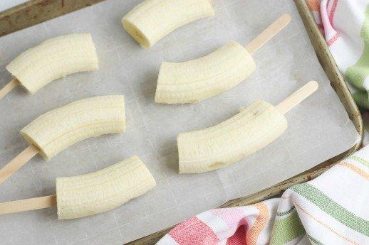 Banana Split Pops