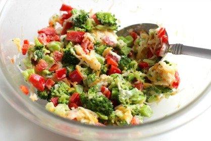Broccoli Cheese Stuffed Chicken