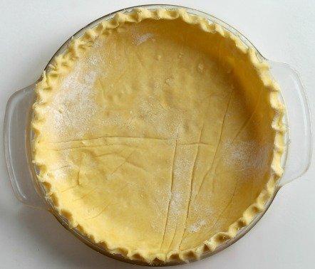 Patriotic Berry Pie