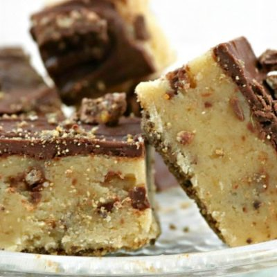 Nestle Crunch Cookie Dough Bars