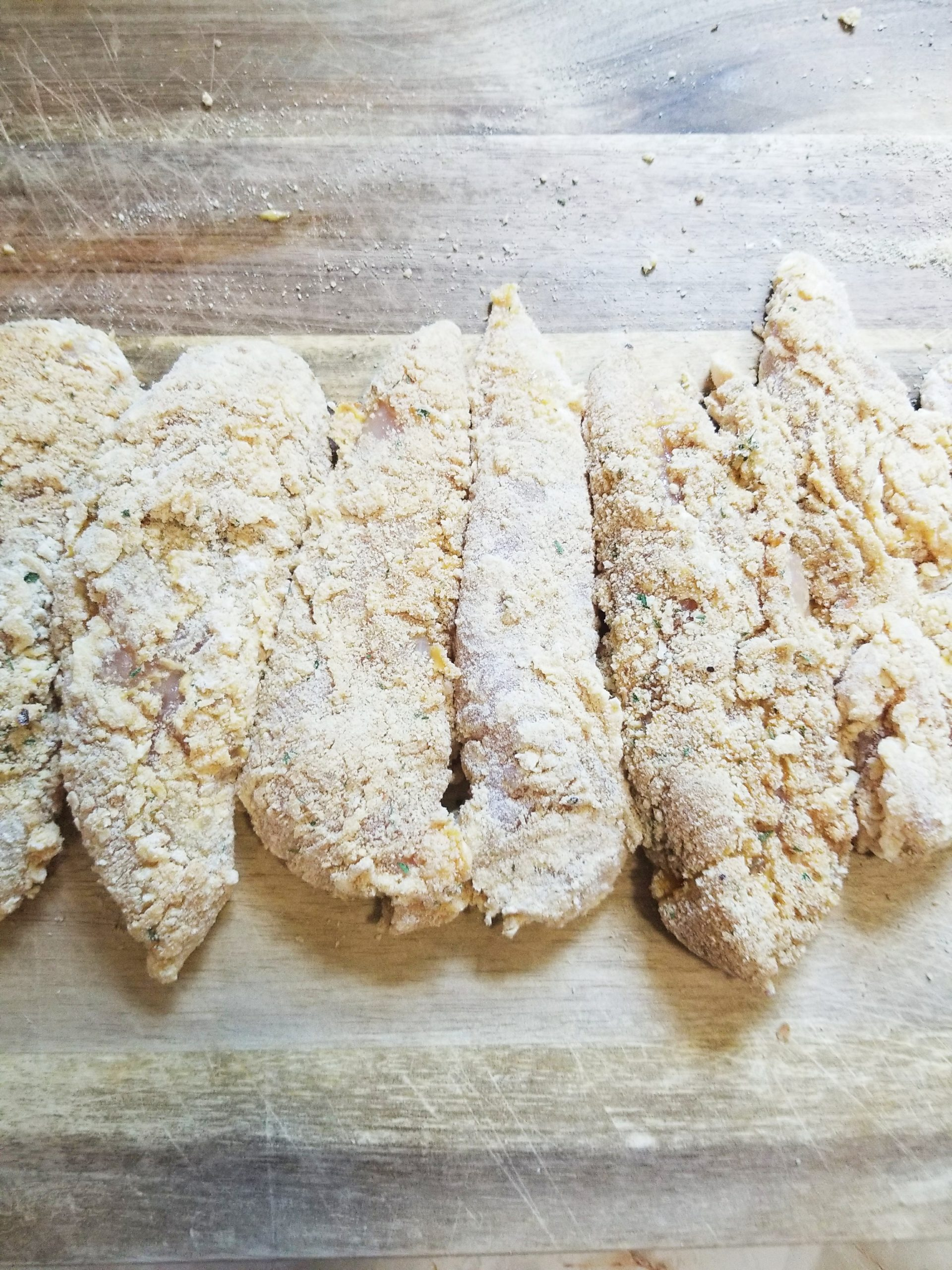 Breaded Chicken Tenderloins