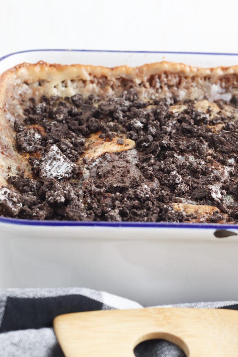 Oreo Dump Cake