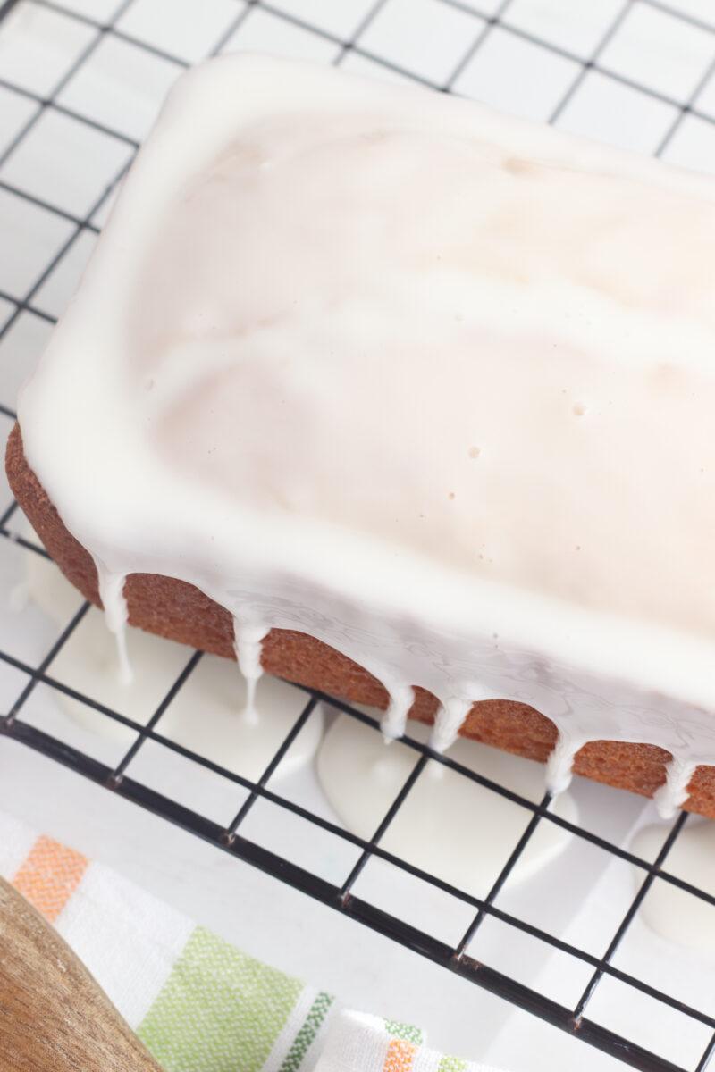 Easy Lemon Pound Cake