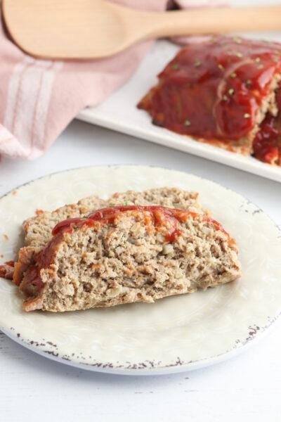 Ground Turkey Meatloaf Recipe