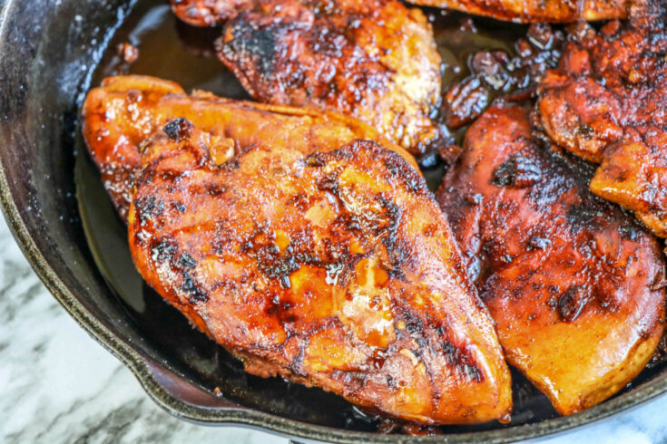 Honey Pecan Chicken