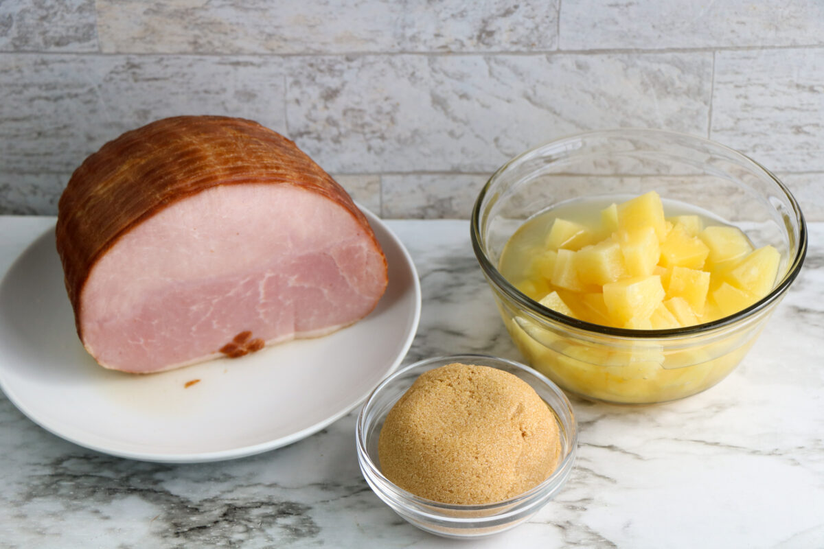 Instant Pot Boneless Ham